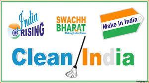 Essay green india clean india